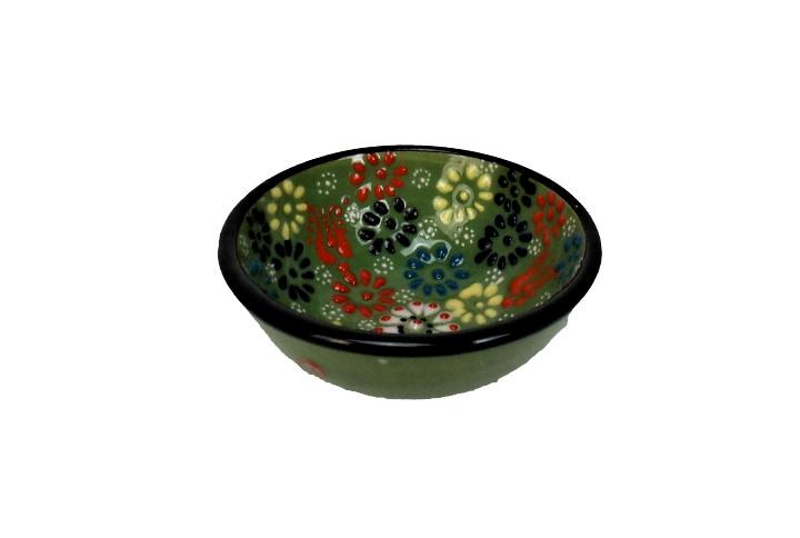 Bol turcesc din ceramica - 8 cm