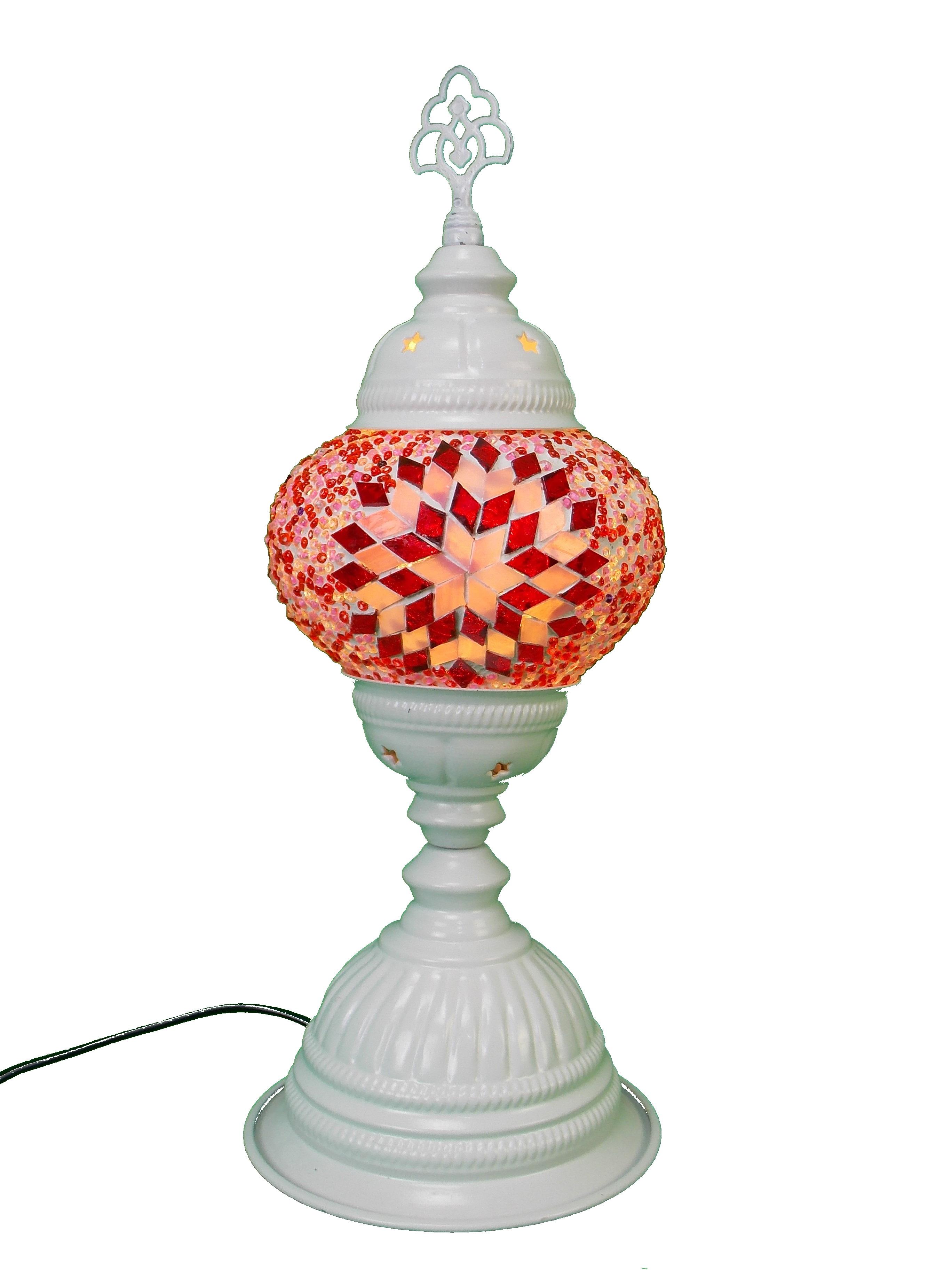 Veioza din mozaic turceasca handmade 38cm