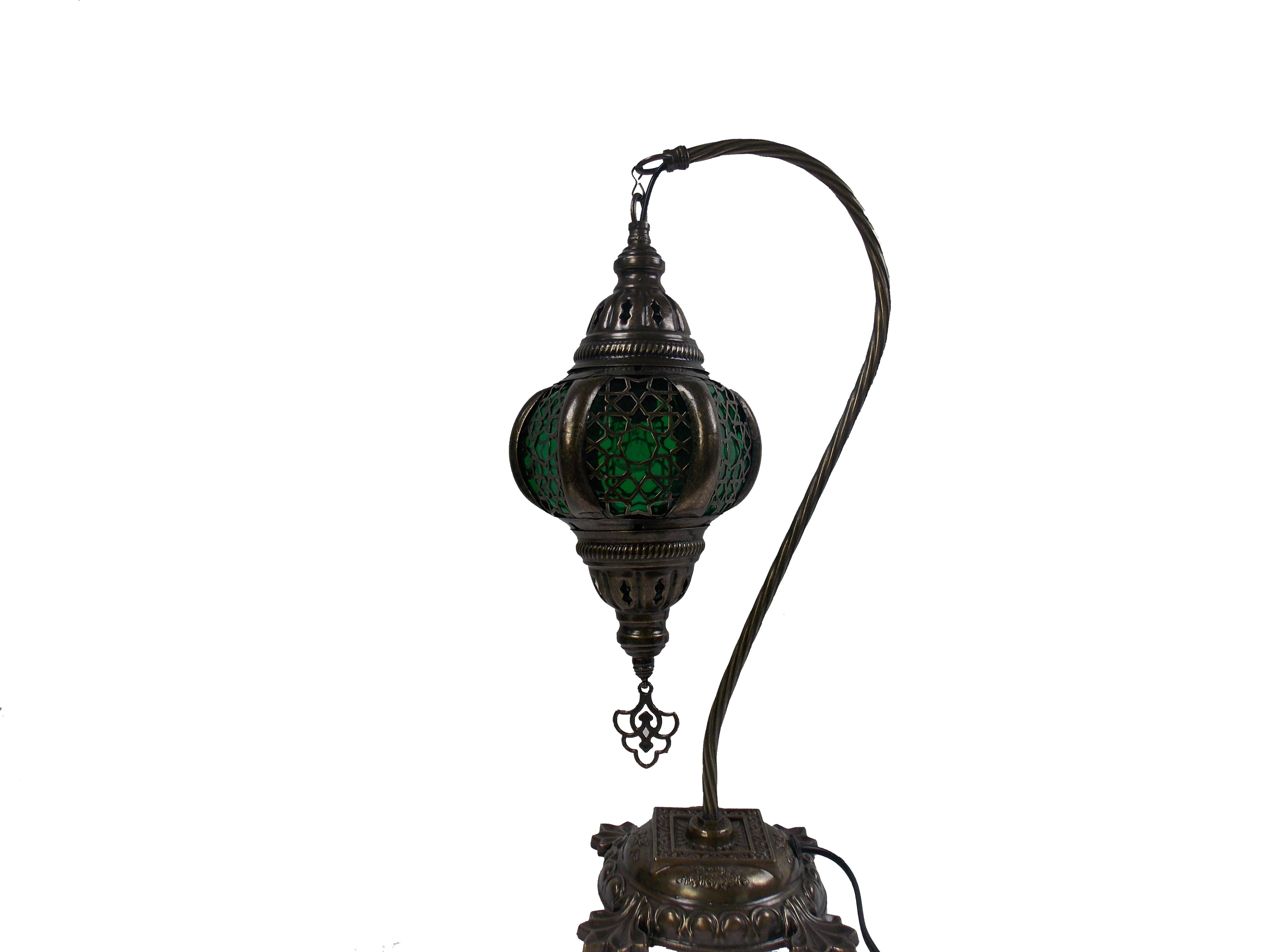 Lampa stil marocan